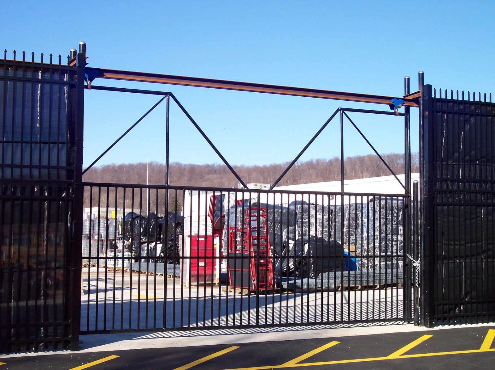 Commercial fences md and sons fencing nj