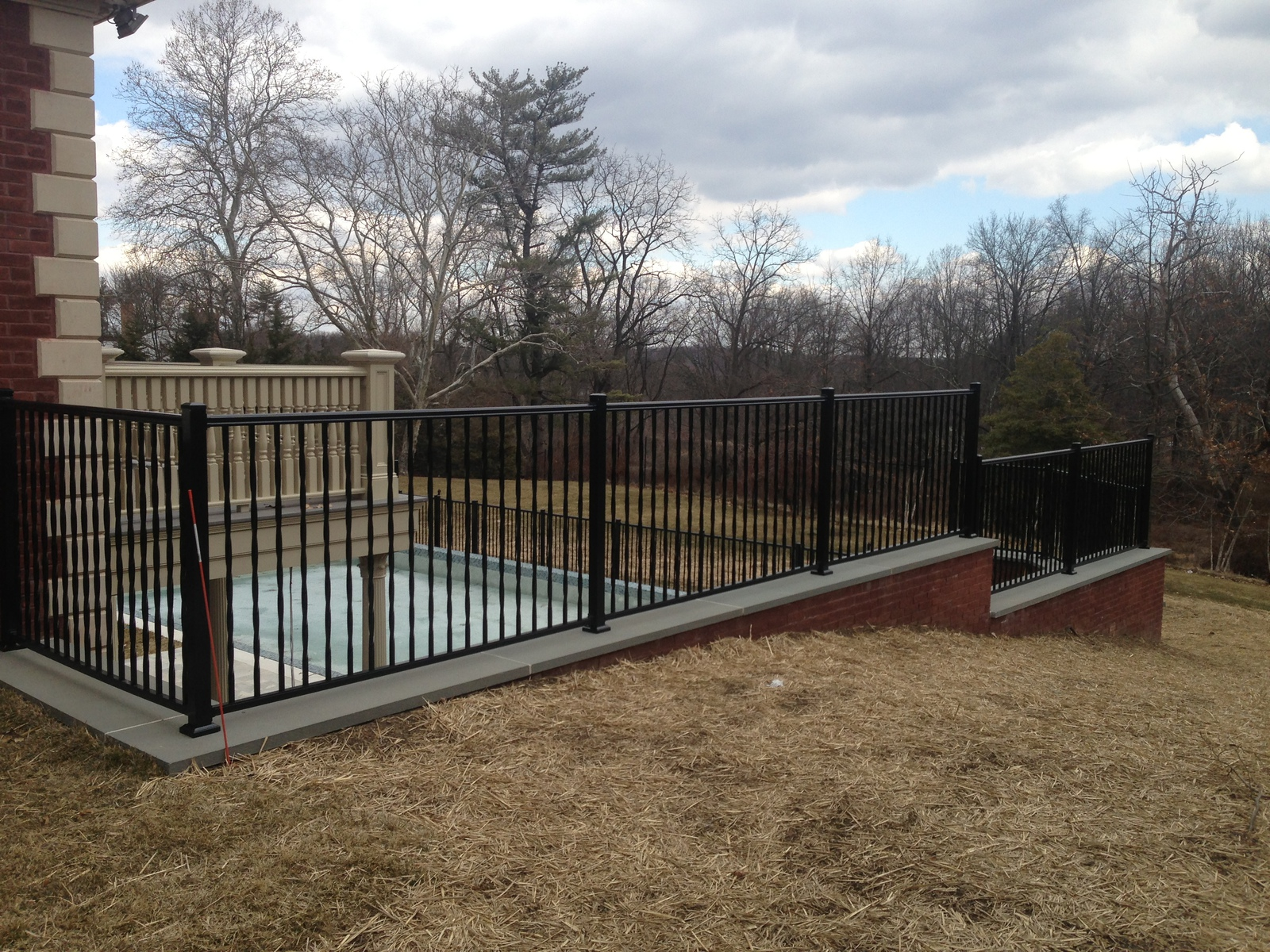 Residental Fences - MD and Sons Fencing NJ